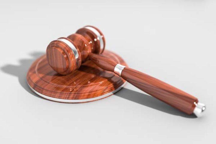 Hammer fra rettssak