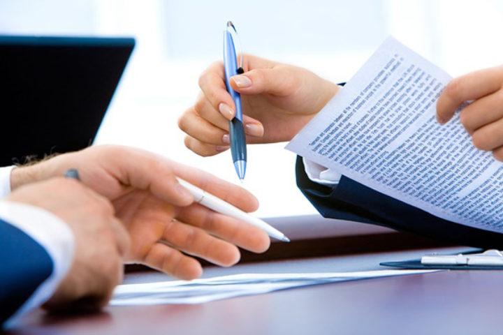 Gjennomgang av kontraktsdokument