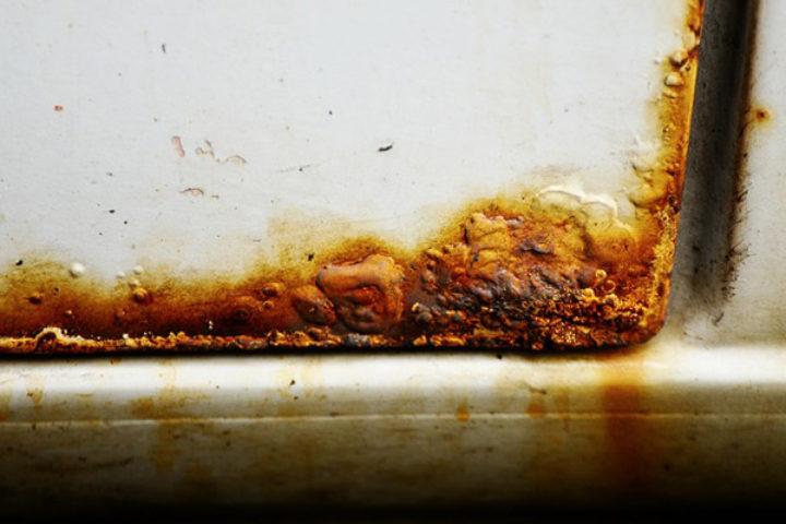 Mangelfull reparasjon av rustskader