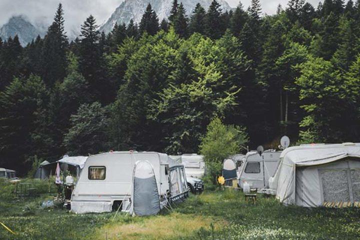 Heving av campingvognkjøp