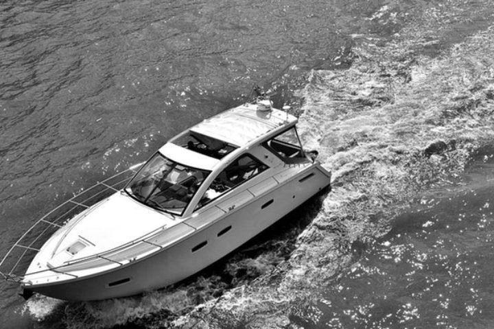 Problemer med drev på båt
