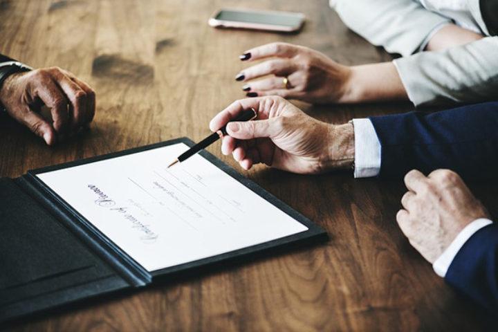 Skifteoppgjør ved skilsmisse