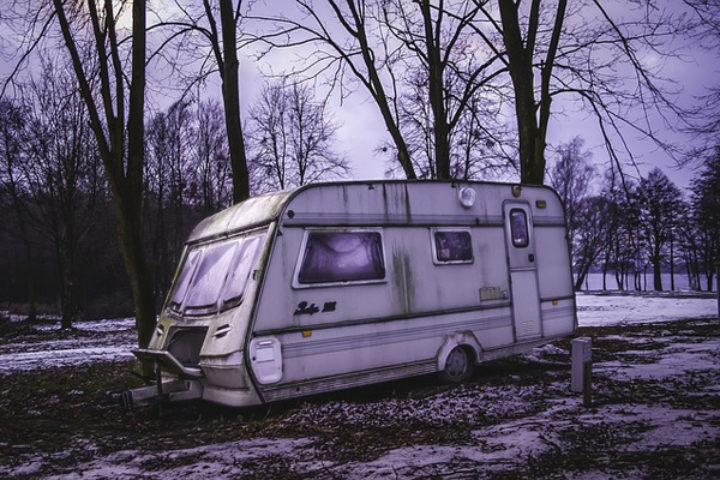 Fukt og råte i campingvogn – hva nå?