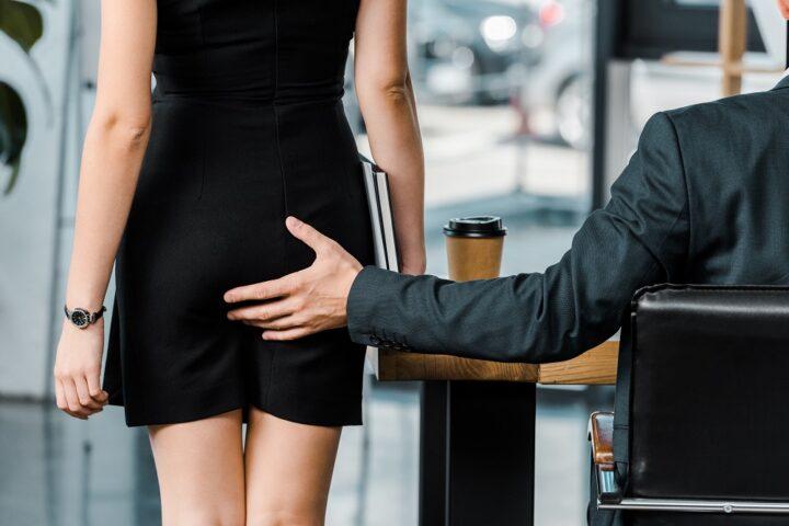 Seksuell trakassering på arbeidsplassen
