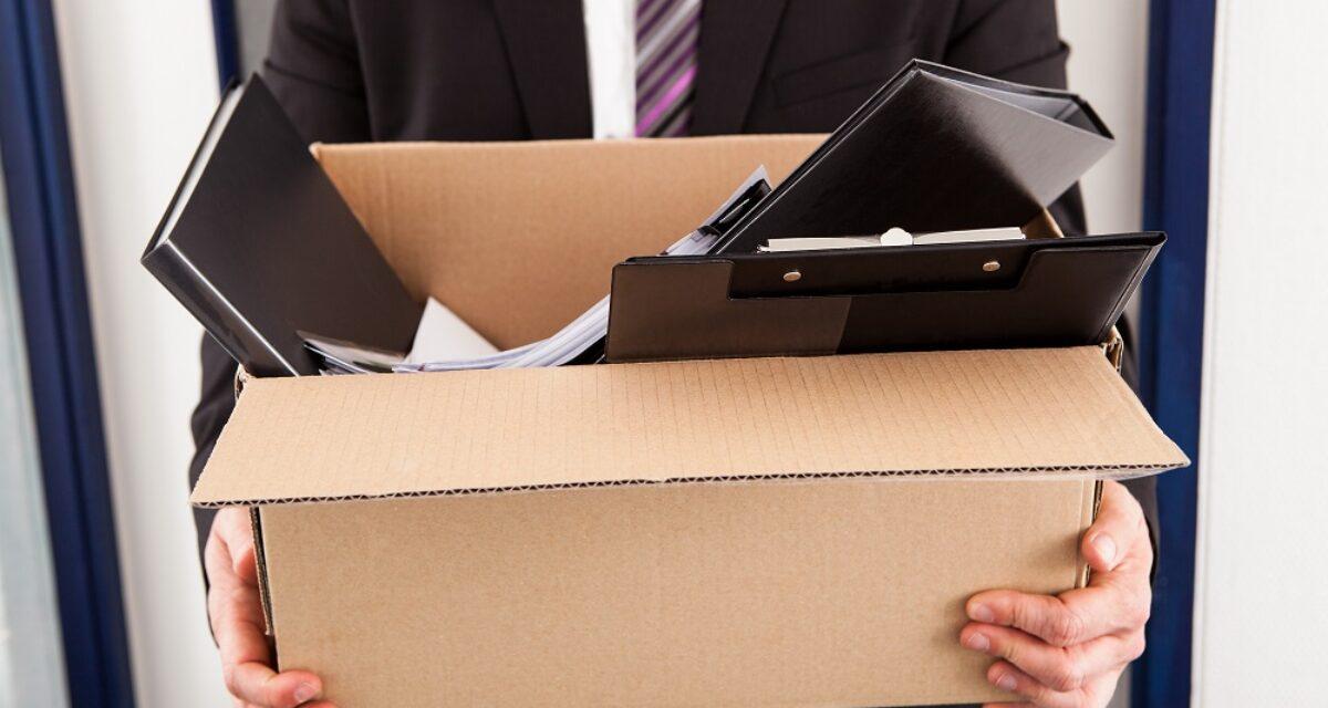 Mistet jobben uten forvarsel